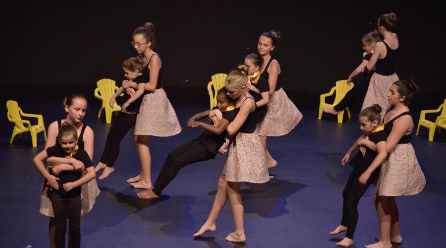 Cours de danse Toulouse, éveil et initiation