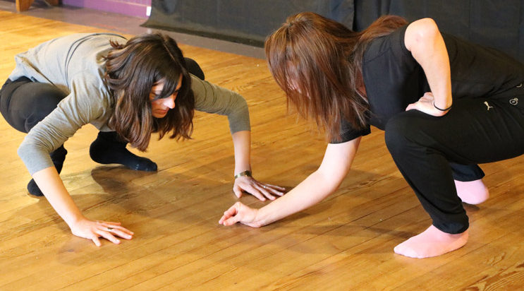 Compagnie Danse contemporaine Toulouse